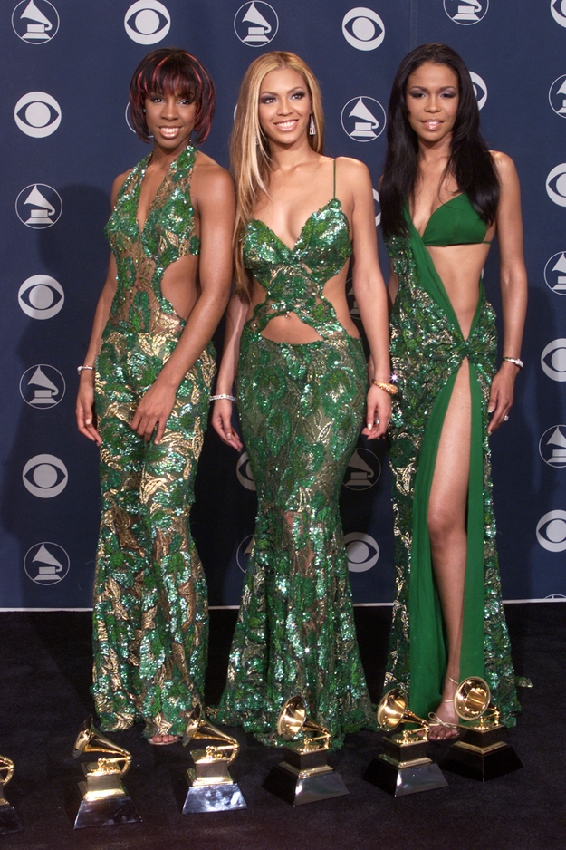 Most Embarrassing Destiny's Child Coordinated Looks