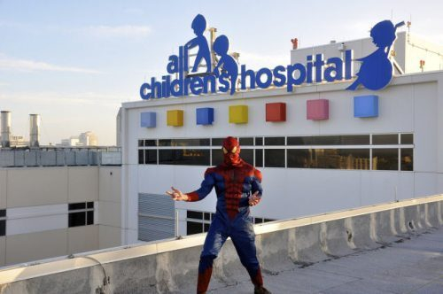 The coolest Hospital EVER
