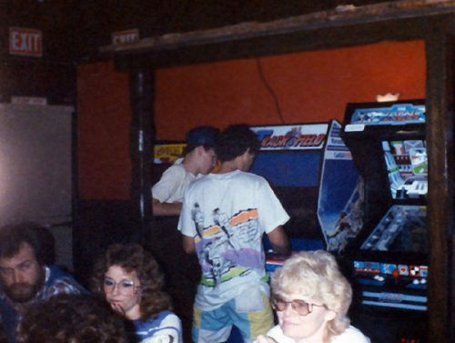 Nostalgia Central. Arcades in the 80's.