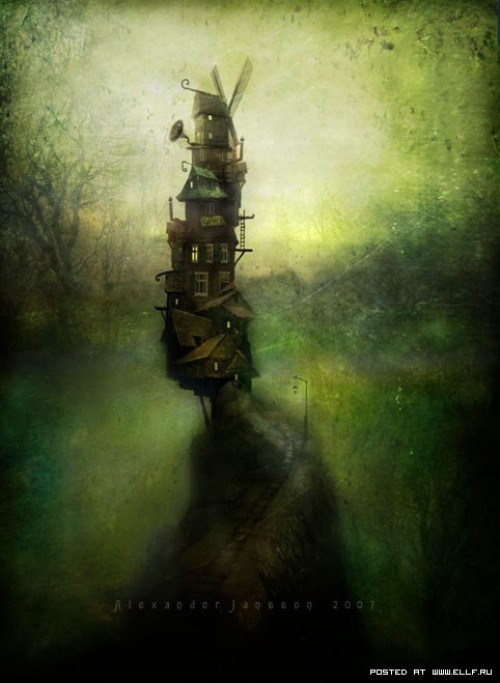 Alexander Jansson, Possibly the Next Tim Burton?