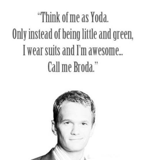 The most awesome Barney Stinson Quotes