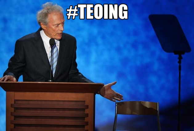 'Te'oing' Is Now a Meme (Of Course)
