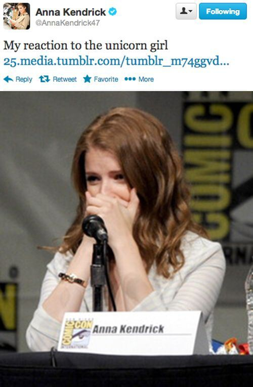 Anna Kendrick is Using the Twitter Machine Hilariously
