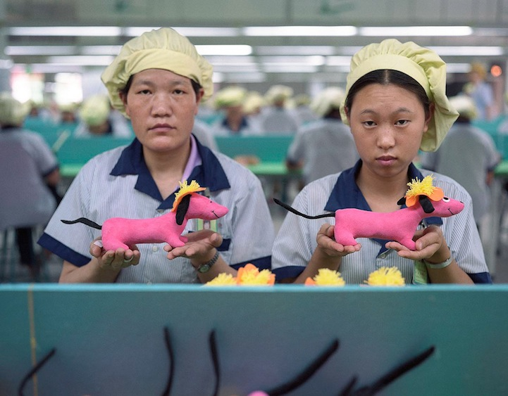 Chinese Factory Workers Reveal the REAL Toy Story