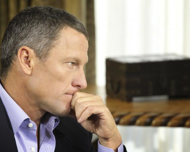 Lance Armstrong's Dope Problems