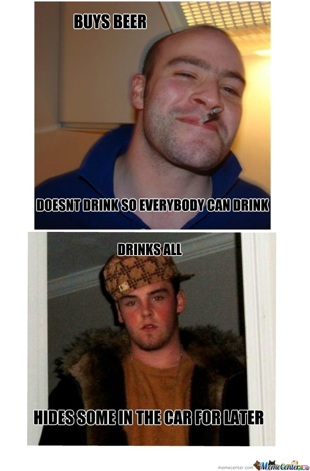 The Best Scumbag Memes Collection!!!