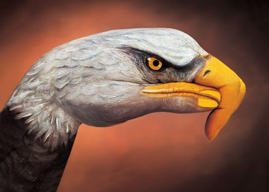 Amazing Hand Painting Art by Guido Daniele