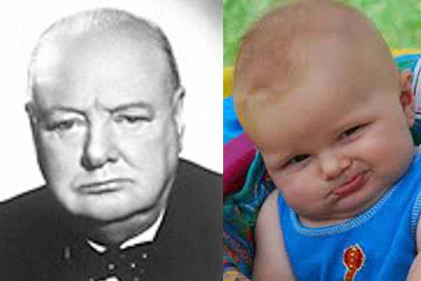 19 Mindblowing Historical Doppelgangers