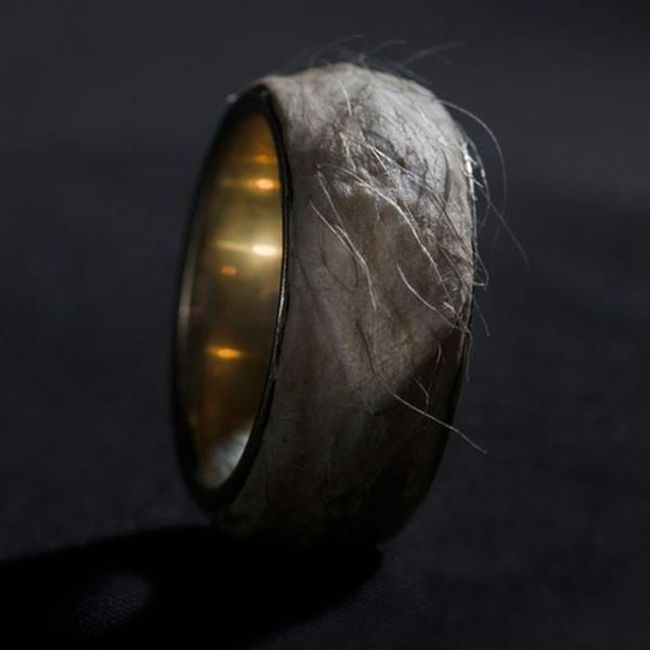 The Weirdest Ring Ever