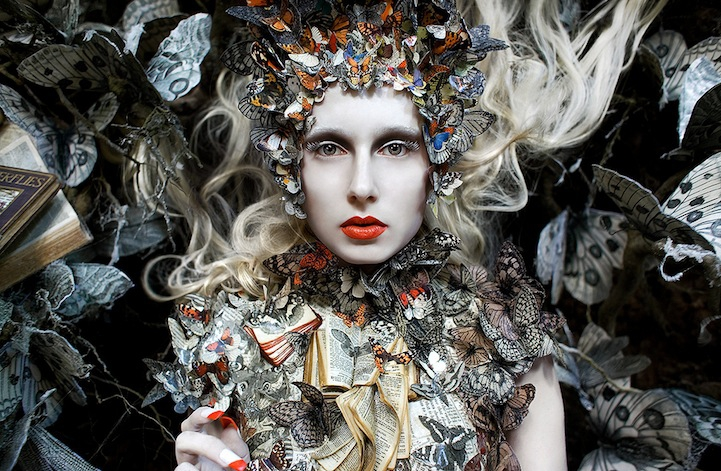 New Enchanting Wonderland Photos by Kirsty Mitchell