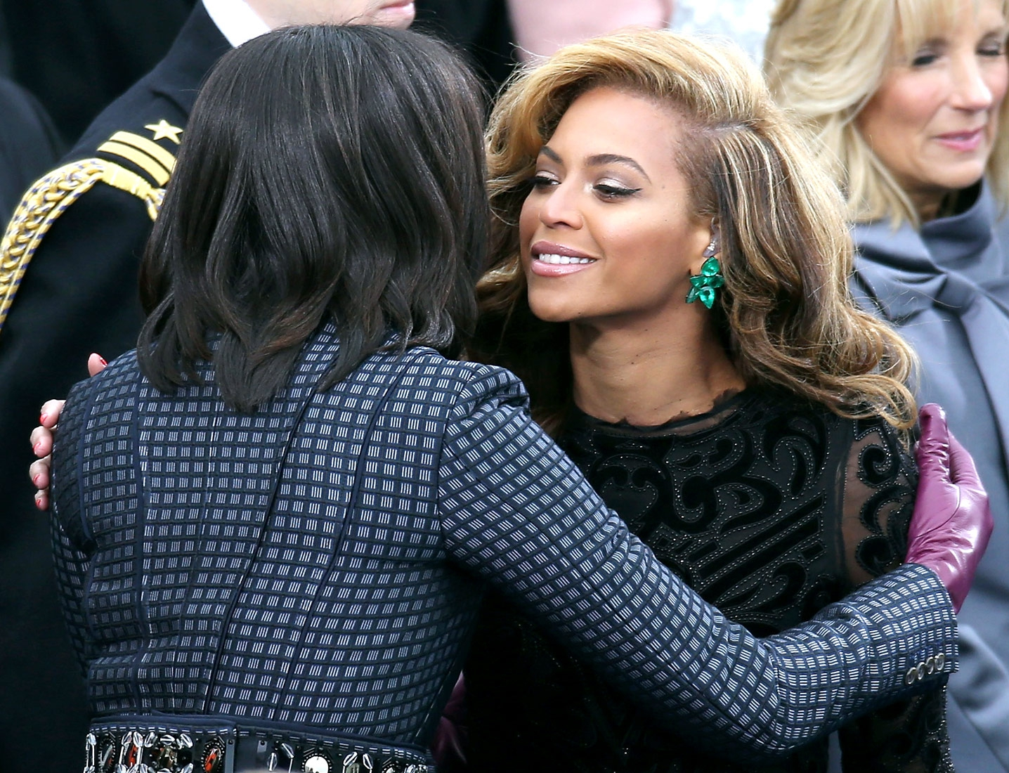 Beyonce's Hands On Experience With The Obamas!