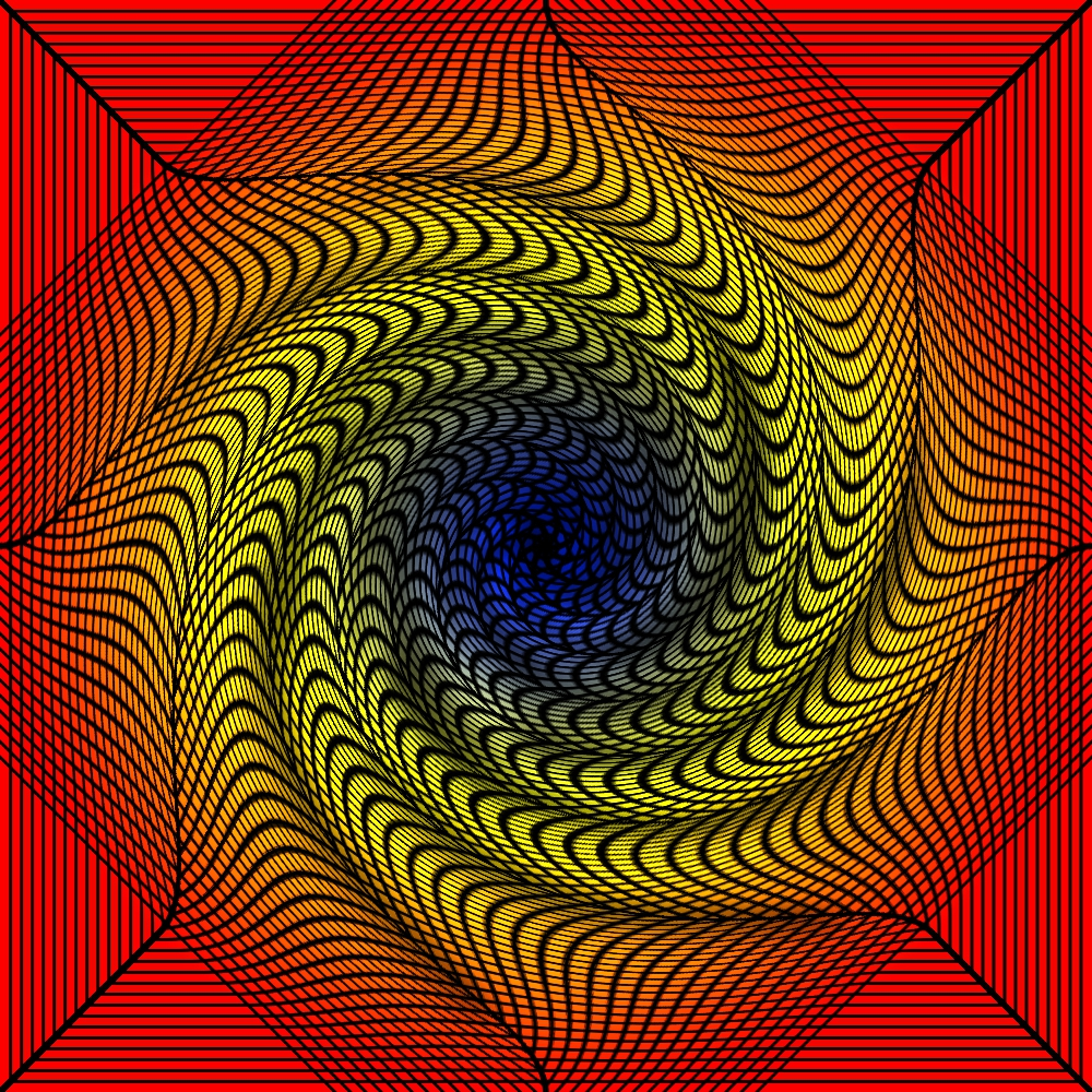 Hypnotic Eye-F*ck Overload!