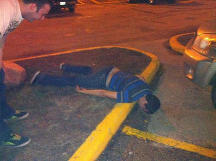 Funny Pictures of Drunken People