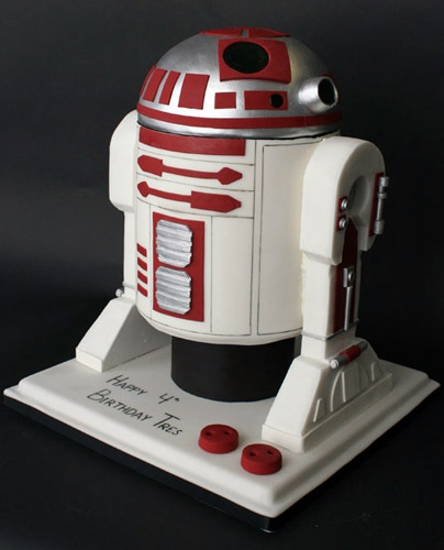 10 Geek-tastic Birthday Cakes!