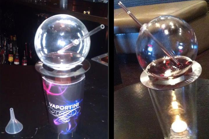 """Vaportini"" The New Alcohol Inhaling Device!"