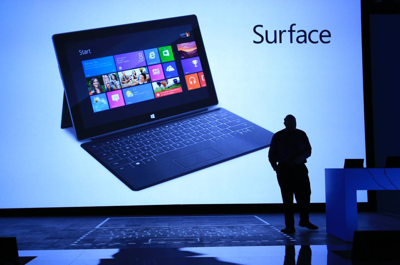 Windows 8 Surface Pro Tablet Is Launching This February!