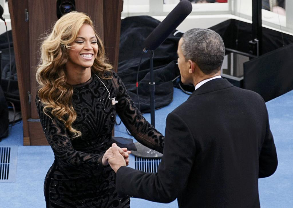 "Beyonce's ""Lip-Synching"" at Inauguration Scandal"