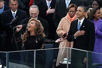 Beyonce Lip Synced at the Inaguration от Veggie за 22 jan 2013