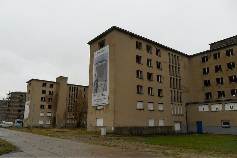 The 10,000 Bedroom Nazi Hotel That Was Never Used