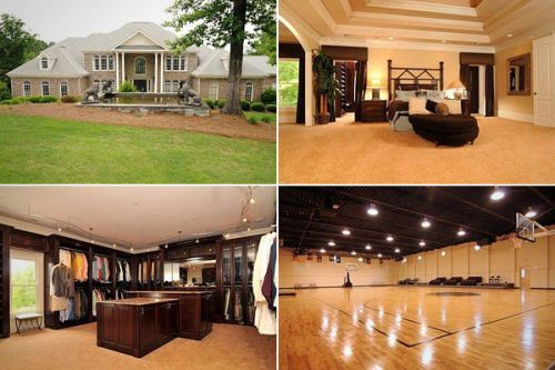 Awesome Athlete Homes.