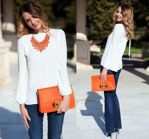 Fashion: Pop Of Color