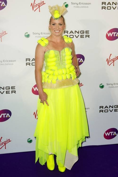 Bethanie Mattek-Sands Goes Gaga At the Pre-Wimbledon Party
