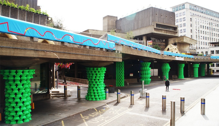 Whimsical Installations Introduce Korean Pop Art to London