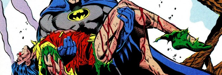 Most Brutal Deaths in Comic Books.