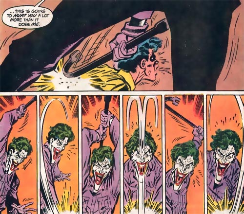 Joker Beats Jason Todd to Near Death, Then Blows Him Up (Batman)