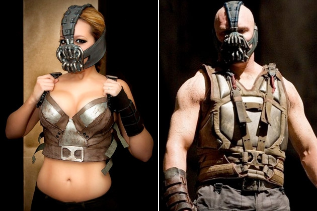 Cosplay of the Day: Lady Bane