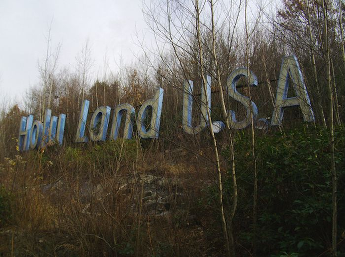 Abandoned Bible Theme Park