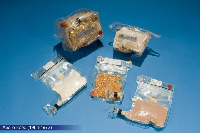 Meals Made for Outer Space