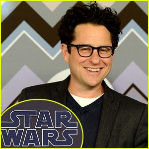 JJ Abrams for Star Wars: Official!