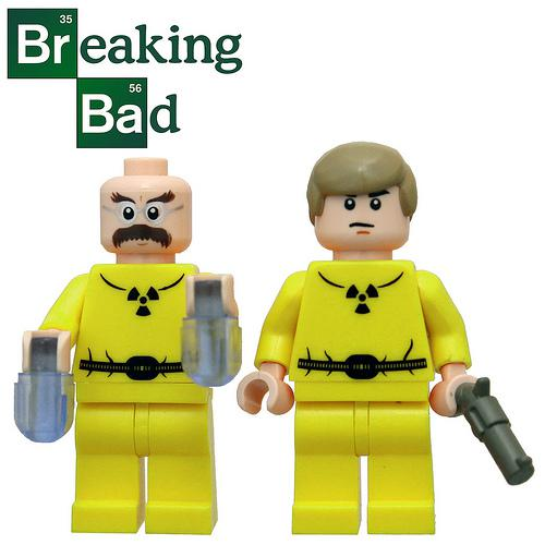 Build Your Own Meth Lab with Lego of Your Favorite Show от Marinara за 28 jan 2013