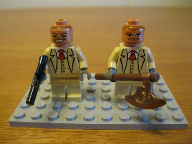 Build Your Own Meth Lab with Lego of Your Favorite Show