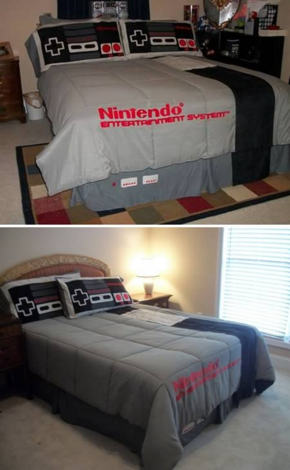 Cool Bizarre Bed Sets You Want!