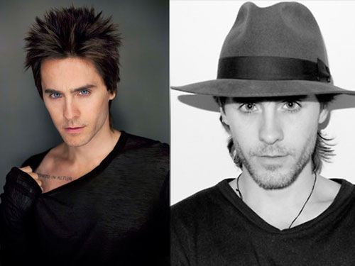 Jared Leto has a new hair cut. Hot or Not?
