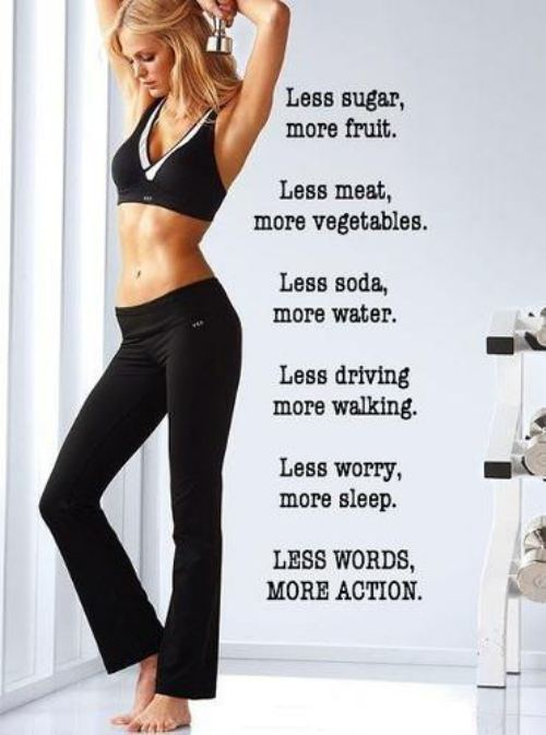 Healthy Motivation