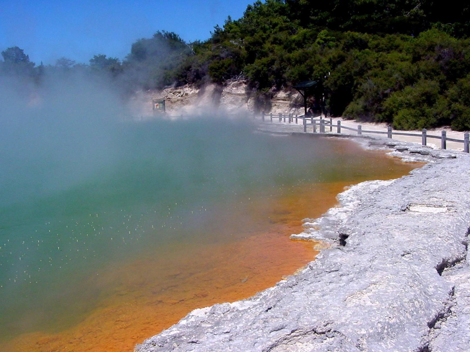 New Zeland's Amazing Champagne Pool от Marinara за 29 jan 2013