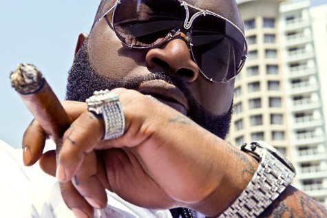 Rick Ross: Intended Victim of a Drive-by Shooting от Veggie за 29 jan 2013