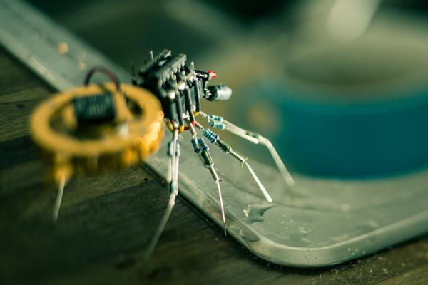 The Robotic Insects Take Over!