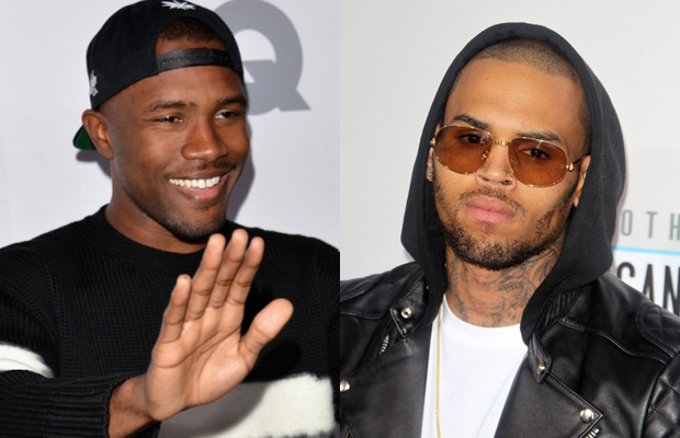 Frank Ocean would totally wipe the floor with Chris Brown's @$$