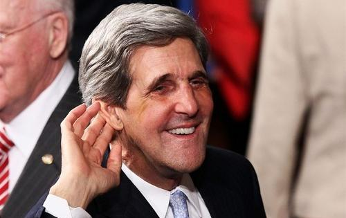 John Kerry Voted By 95% of Senate to Be The New Secretary of State