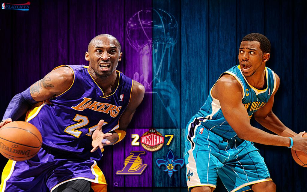 Lakers vs. Hornets: Should be an EPIC game.  от Veggie за 30 jan 2013