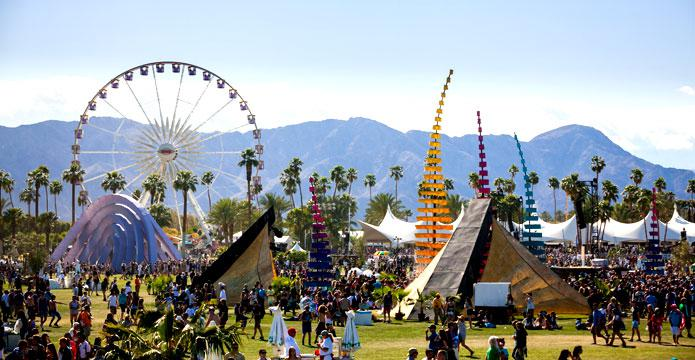 Tickets for Coachella Sold Out in Just 15 Minutes!