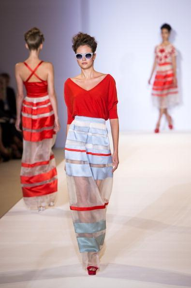 Quick Peek at London's Fashion Week от Marinara за 30 jan 2013