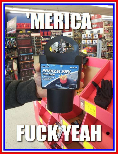 'Merica! Land of the Free!