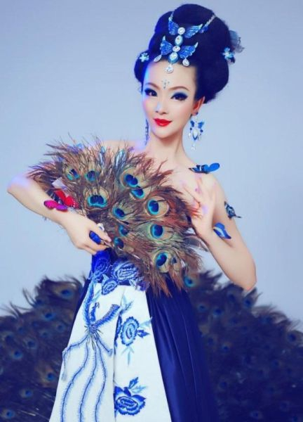 Alive Chinese Doll