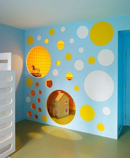 Over The Top Kid Rooms
