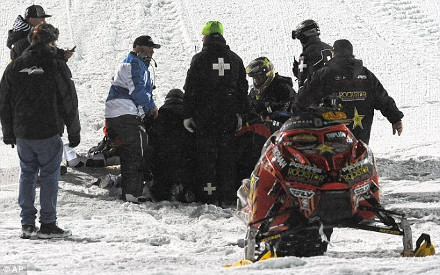 Caleb Moore: Star Snowmobile Rider Dies after Horror Crash